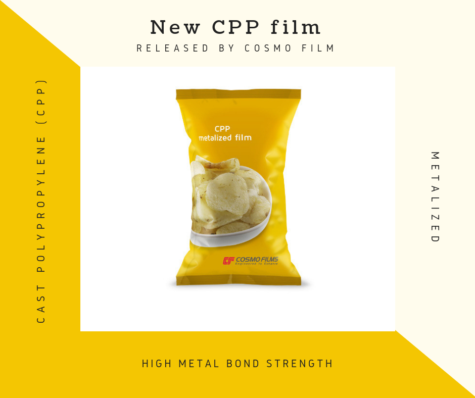 New CPP Metalized Film - CBS - Creative Business Solutions