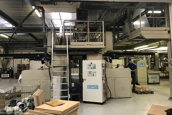 Blown film Extruder Archives - CBS - Creative Business Solutions