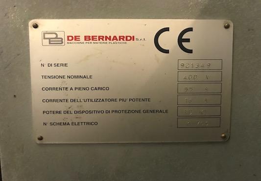 Schema Elettrico Za : De bernardi db 100 e sh for the production of die cut handle bags